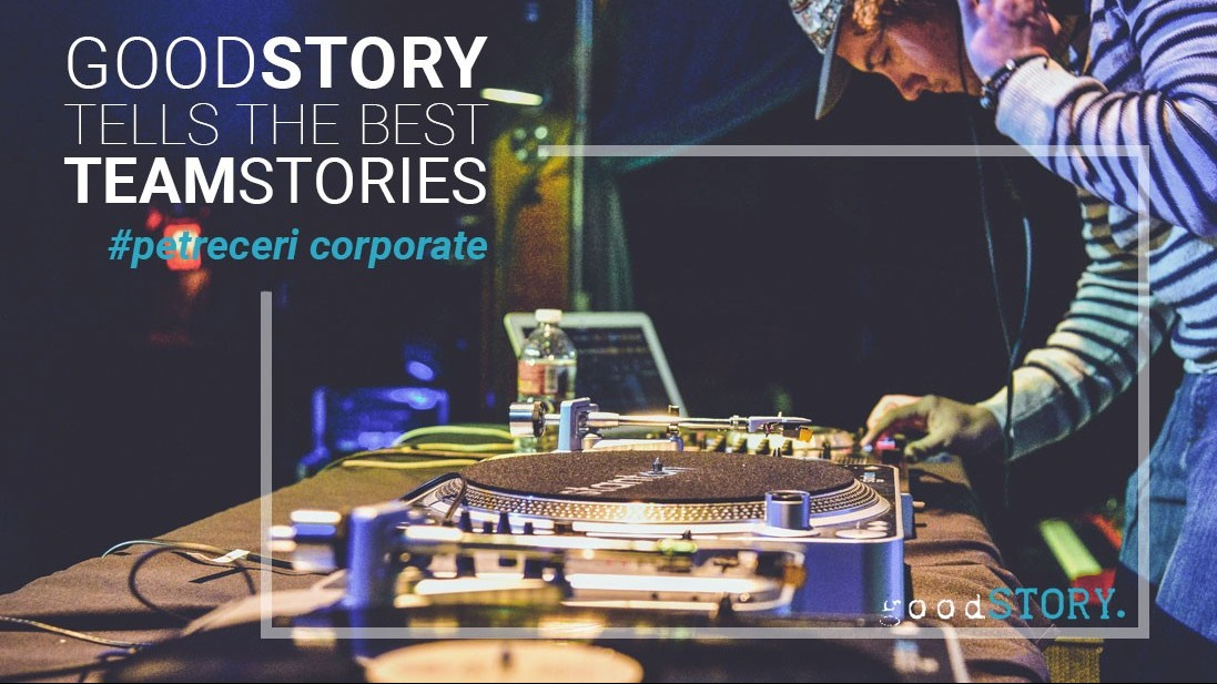 DJ Corporate party evenimente goodstory