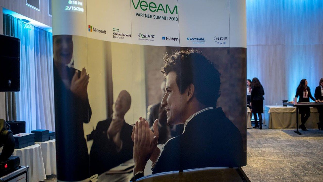 eveniment corporate parteneri veeam