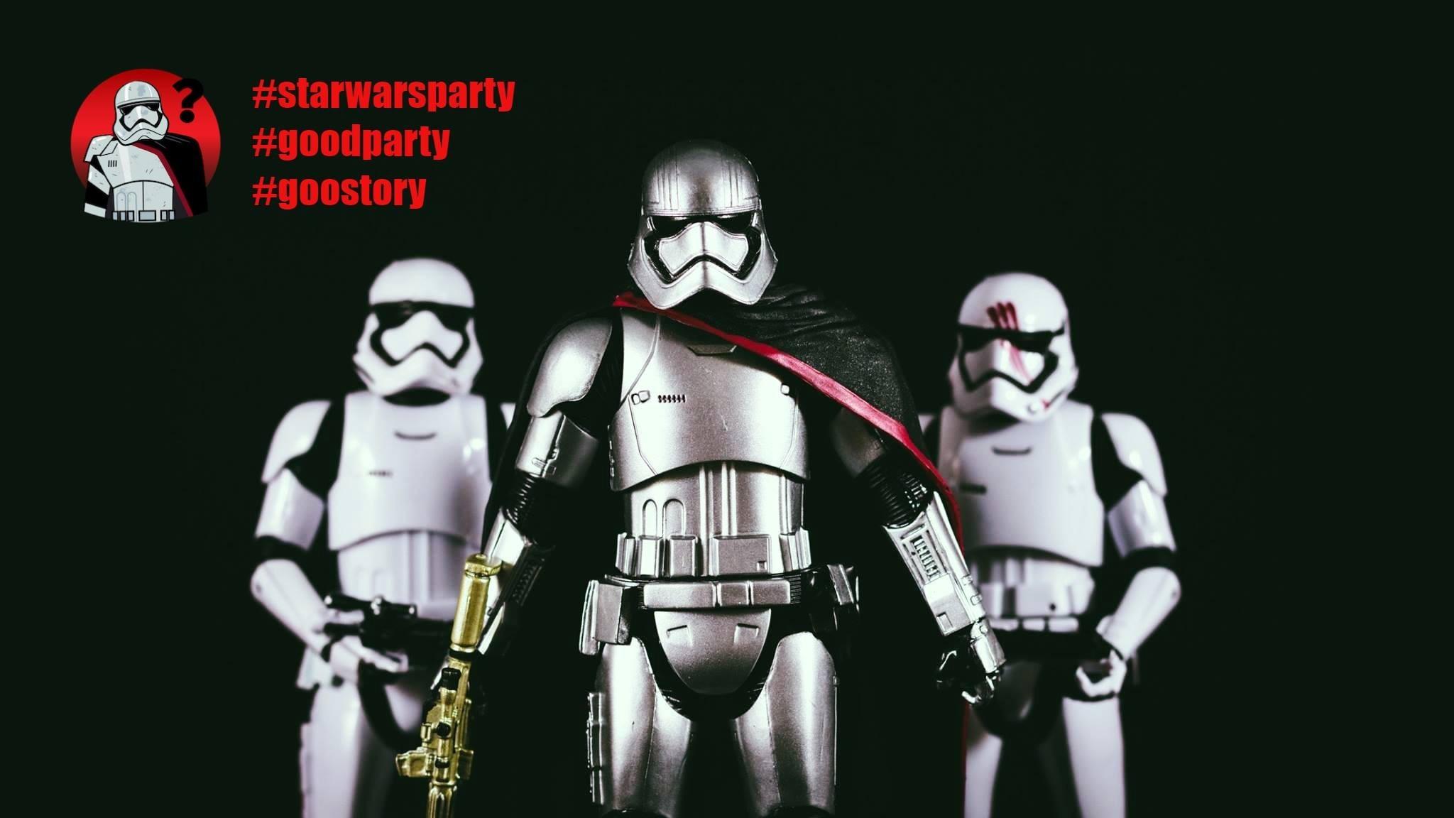 petrecere angajati corporate star wars