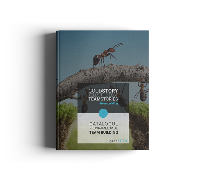 Catalogul programelor de team building goodstory
