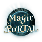 Logo program team building realitate augmentata Magic portal